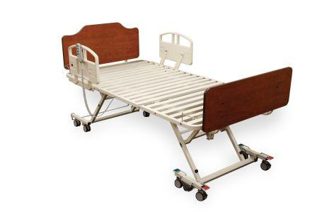 NOA Medical Twin Riser nursing home bed