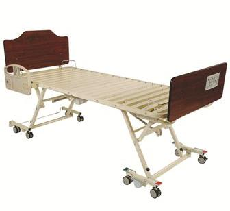 NOA Medical Elite Riser nursing home bed